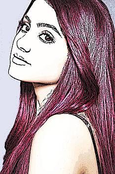 Ariana Grande 3 by John Novis