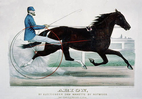 Arion by Currier and Ives