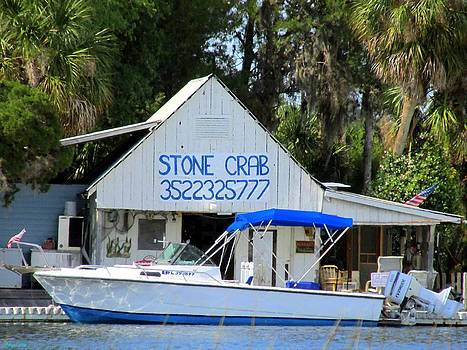 Buzz  Coe - Aripeka Stone Crab Sales I
