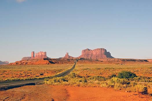 Arizona Scenic by Al Blount