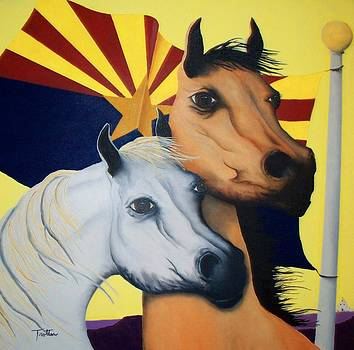 Arizona Spirit by Patrick Trotter