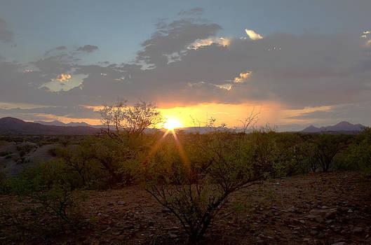 John Daly - Arizona Sunset