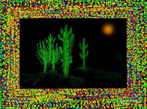 Arizona temp by Jiovanni Dim