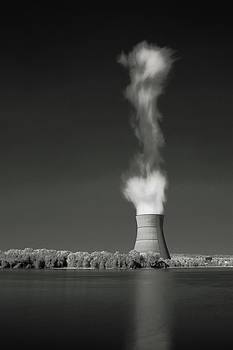 Arkansas Nuclear One by Chris Litherland