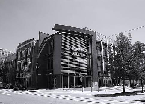 Nina Fosdick - Arkansas Studies Institute building