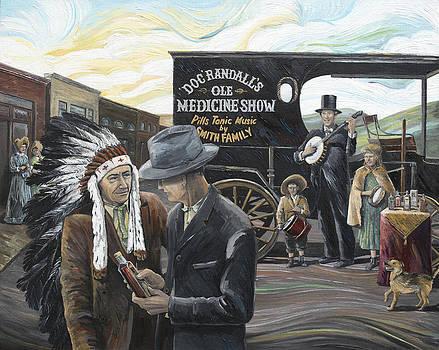 Arkansas Traveler by Paula Blasius McHugh