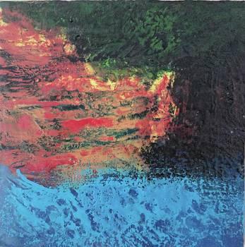 Armageddon at the Lake by Keith Newton