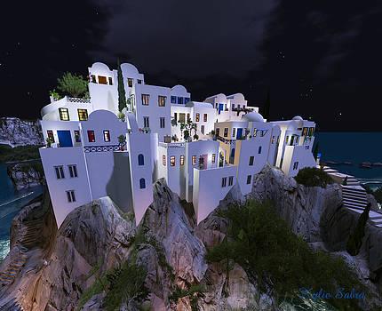 Armenelos Nightfall by Kylie Sabra