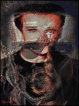 Arnold Schwarzenegger  by Orfeu De SantaTeresa