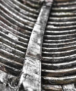 Aros Boat by Tony Partington