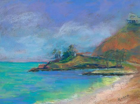Around the Bend to Lanikai by Jennifer Robin