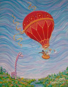 Around The World by Dee Davis