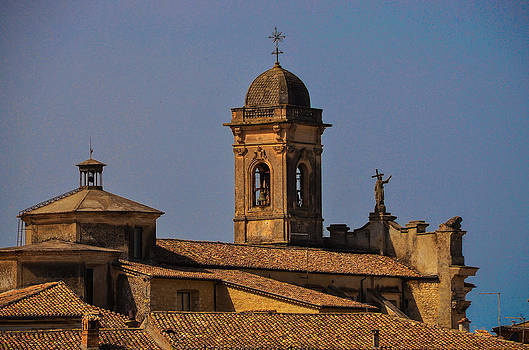 Arpino Roofs by Dany Lison