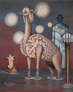 Arrogance of Intellect by Roch  Fautch