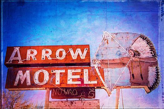 Arrow Motel by Steven Bateson