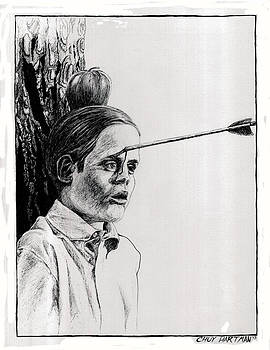 Arrowhead by Chuy Hartman