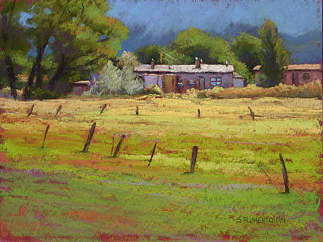 Arroyo Hondo by Sarah Blumenschein