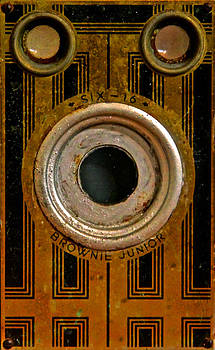 Art Deco Camera Face by Richard Hinds