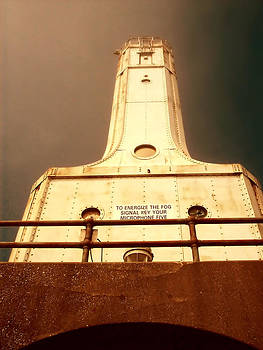 Gilbert Photography And Art - Art Deco Lighthouse