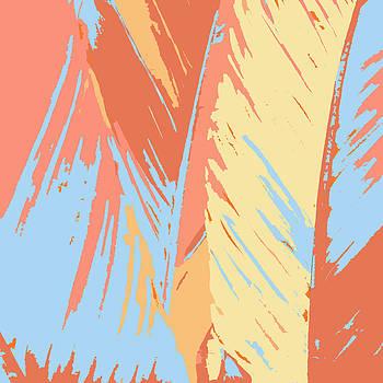 Art Deco Palms by Rosie Brown