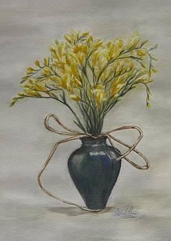 Art - Flowers by Ethel Rossi