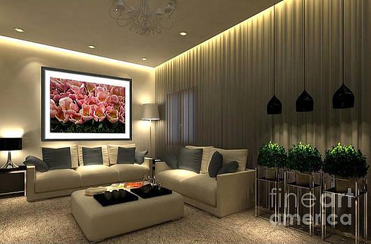Tulip Festival - 5 - Art Ideas for Interior Design  by Hanza Turgul