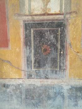 Art in Pompeii Home by Shesh Tantry