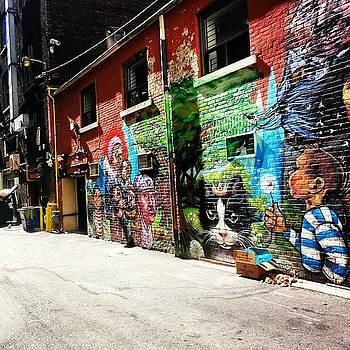 #art #mural #ig_northamerica by Philip Grant