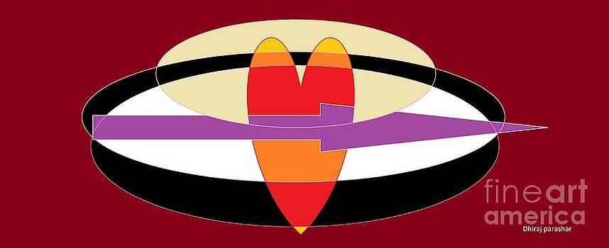 Art of heart by Dhiraj Parashar