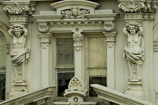 Devinder Sangha - Art on Mitchell Building