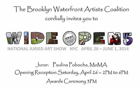 Art Show by Brooklyn Waterfront Artist Coalition