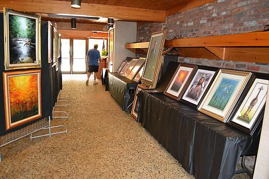 Art Show Racks by Harold Shull