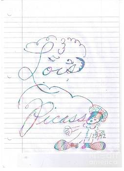 Art Signature by Lois Picasso
