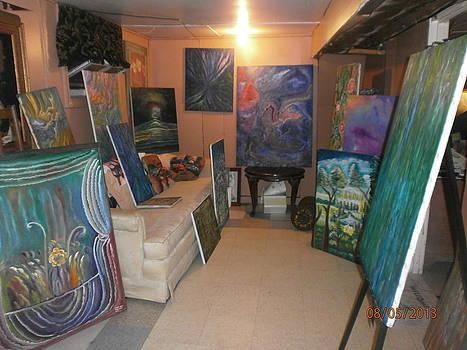Art Studio by Muller Jeanfrancois