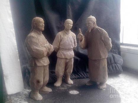 Art Vase by Lihuabing Lihuabing