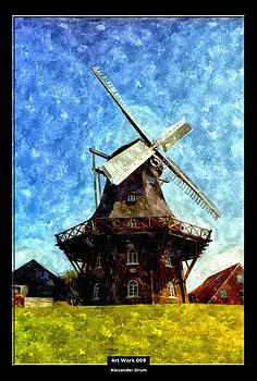 Alexander Drum - Art Work 009 gallery dutch mill