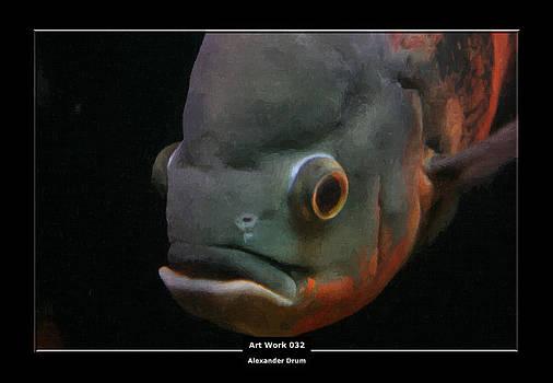 Alexander Drum - Art Work 032 Fish