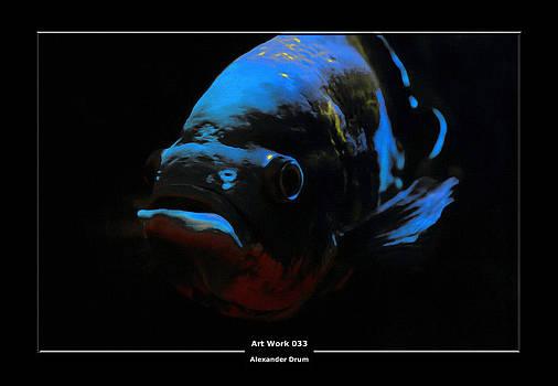 Alexander Drum - Art Work 033 Fish