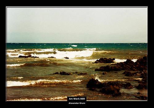 Alexander Drum - Art Work 060 waves