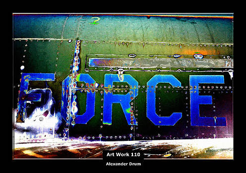 Alexander Drum - Art Work 110 Force