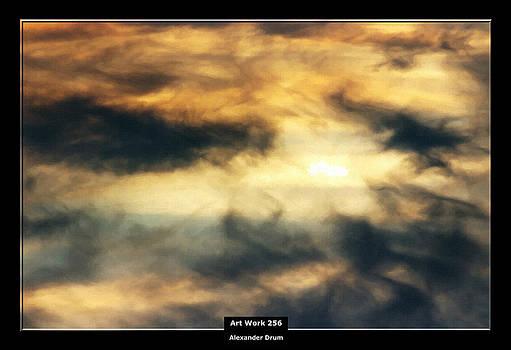 Art Work 256 sunset by Alexander Drum