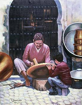 Art Work by Laila Awad Jamaleldin