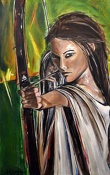 Artemis by Nancy Hilliard Joyce