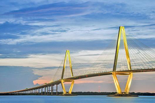 Arthur Ravenel Jr. Bridge by Donnie Smith