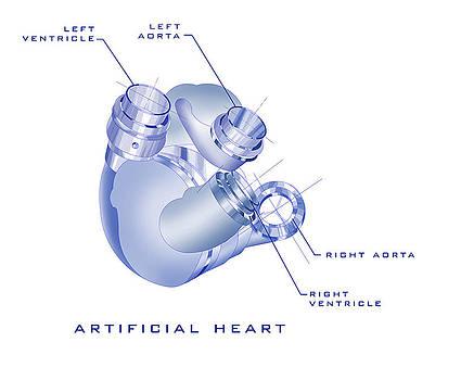 James Christopher Hill - Artificial Heart