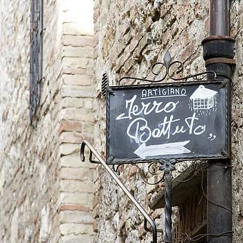 Artigiano - Tuscany by Lisa Parrish