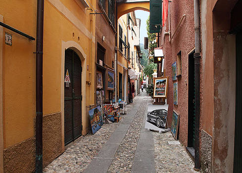 Susan Rovira - Artisan Alley Portofino Italy