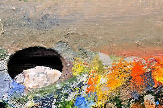Angela Bonilla - Artist Palette 2