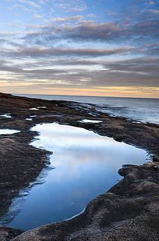 Artist Point Reflection Pool by Thomas Pettengill
