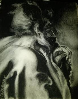 Artist redition by Rebecca Christine Cardenas